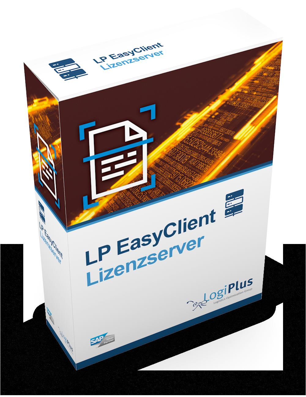 LP EasyClient NG Lizenzserver